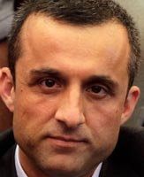 Amrullah Saleh.
